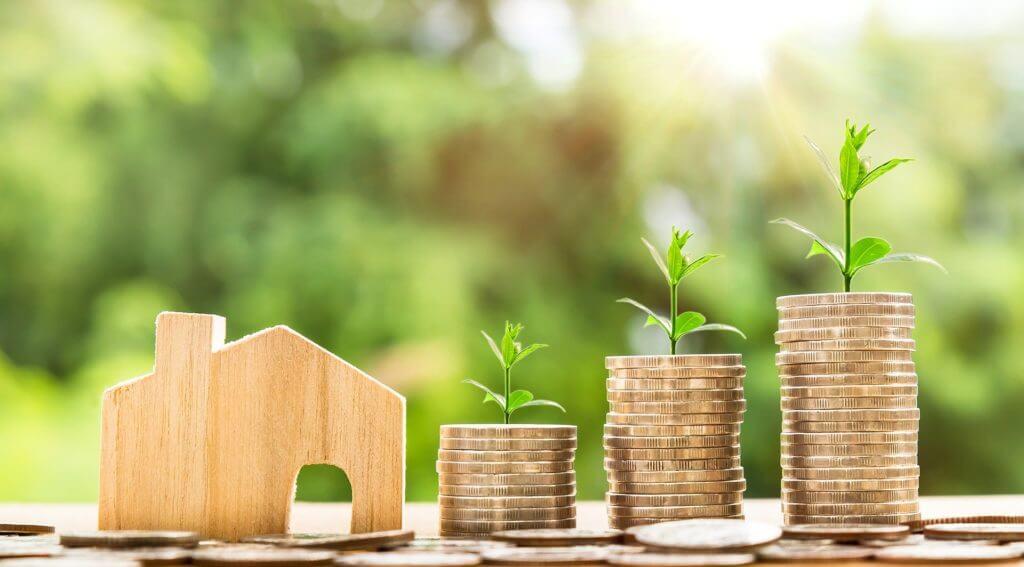 Cena zelenej strechy
