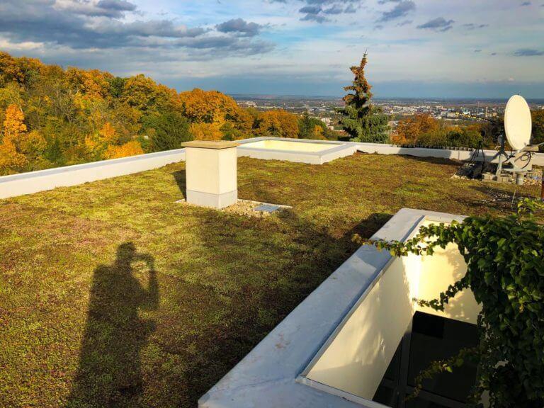 Zelená strecha Bratislava – Koliba